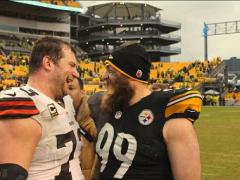 Wyoming at heart, Keisel beloved by Pittsburgh fans