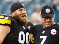 Q & A with Brett Keisel