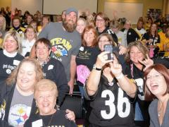 Hangin' with Da Ladies of Steeler Nation