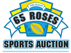 2014 65 Roses Sports Auction