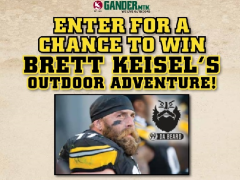Brett Keisel's Outdoor Adventure