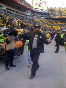 """Brett Keisel thought making the playoffs was a pretty big deal."" - Mike Prisuta, WDVE"