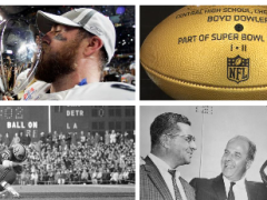 Super Bowl alumni honor Wyoming high school alma maters