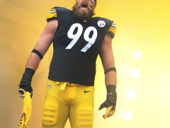 Join Keisel before tonight's game…
