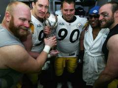 Legacy of former Steelers defensive linemen secure