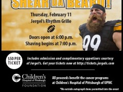 """It is time…for Shear Da Beard"""