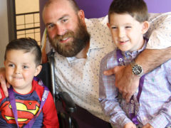 Children's Champion – Brett Keisel